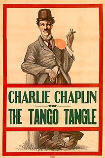 <i>Tango Tangles</i> 1914 film by Mack Sennett