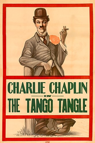 Tango Tangles - Theatrical release poster