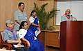 The Vice President, Mohammad Hamid Ansari addressing at the presentation of the 'Bharat Scouts & Guides Uparashtrapati Award to the Outstanding Rovers and Rangers', in New Delhi on May 12, 2008.jpg