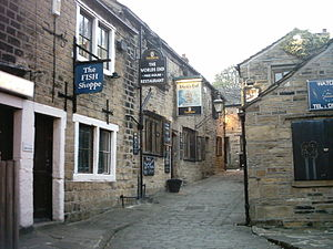 Pudsey - The World's End public house