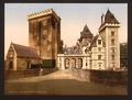 The castle of Henry IV, Pau, Pyrenees, France-LCCN2001698666.tif