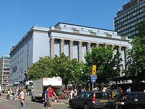 The Concert Hall, Stockholm, Sweden.