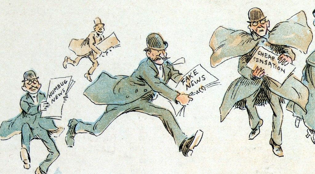 The fin de siècle newspaper proprietor