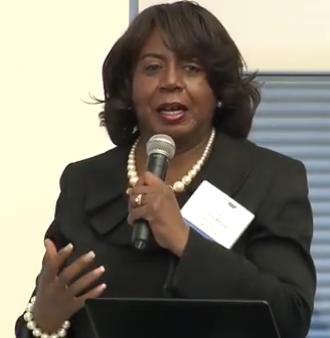 Dorothy A. Brown - Brown in 2015
