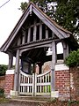 The lych gate at Christ Church, Emery Down, New Forest - geograph.org.uk - 81266.jpg