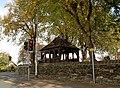 The lych gate at St. John's church, Newsome - geograph.org.uk - 1516322.jpg
