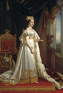 Therese of Saxe-Hildburghausen, by Joseph Stieler.jpg