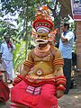 Theyyam at nhandadi, Peravoor, Kannur, Kerala10.jpg