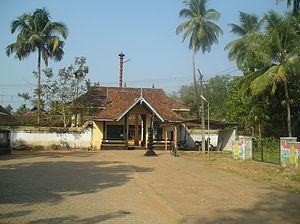 Thirumoozhikkulam Lakshmana Perumal Temple - Image: Thirumoozhikalam 2