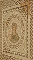 This beautiful mosaic of a young woman is titled Ktisis and is one of the best preserved mosaics at Kourion. - panoramio.jpg