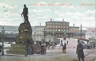 Manchester Exchange railway station