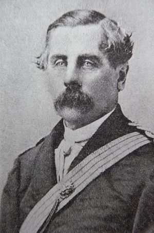 Thomas Francis Meagher - Meagher in the 1860s