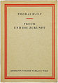 Thomas Mann Freud und die Zukunft 1936.jpg