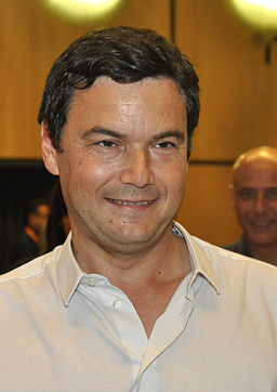 Thomas Piketty at Festival of Economics in Trento, Italy (2015)