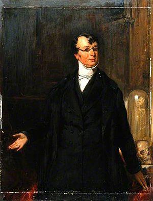 William Bonnar - The surgeon Thomas Turner by William Bonnar