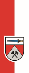 Thommer Gemeindefahne 2015.png