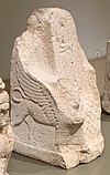 Throne of Astarte from unknown location in Lebanon (Hellenistic period).jpg