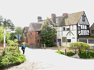 Thurnham, Kent farm village in the United Kingdom