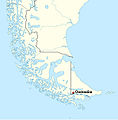 Tierra del Fuego location of Ushuaia.jpg