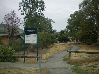 Bulleen, Victoria - Image: Timber Ridge Reserve 1
