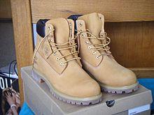 timberland shoes wiki