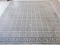 Tisza Hotel and Bath, mosaic floor,2017 Szolnok.jpg