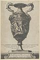 Title page depicting a two-handled base with dancing nymphs, from Antique Vases (Vasa a Polidoro Caravagino) MET DP837050.jpg