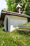 Hintergiggl chapel, forest chapel