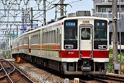 東武鉄道6050系 画像wikipedia