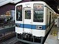 Tobu 8000 series 8492 at Kashiwa Station.jpg