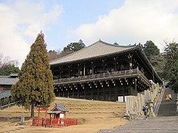 Todai-ji Nigatsu-do National Treasure 国宝東大寺二月堂18
