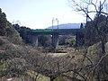 Tokaido Shinkansen Nashiki-gawa Bridge.jpg
