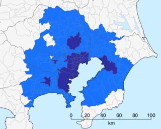Urban Employment Area Definition of metropolitan areas