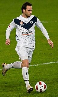 Tom Pondeljak Australian soccer player