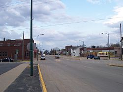 Downtown Tomah
