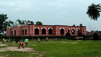 Nur Jahan - Tomb of Nur Jahan in Shahdara Bagh
