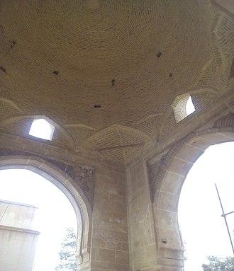 Tomb of Sheikh Yusof Sarvestani - Image: Tomb of Sheikh Yoosof Sarvestani 2