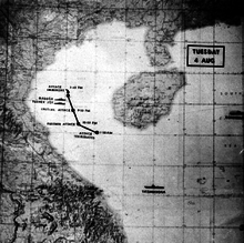 Map Of Asia Gulf Of Tonkin.Gulf Of Tonkin Incident Wikipedia
