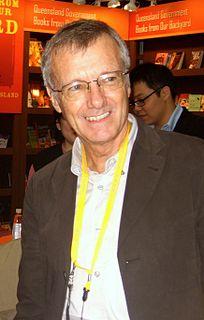 Tony Wheeler English-Australian publishing entrepreneur