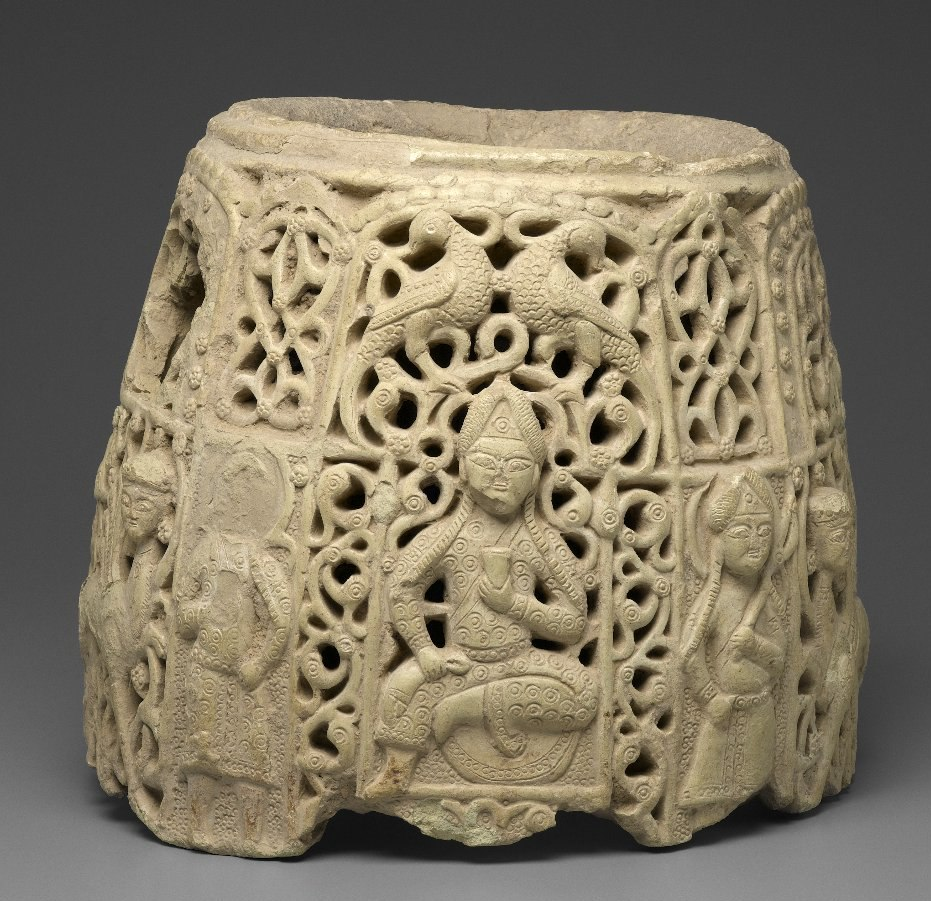 Top Section of a Water Jug, late 12th-early 13th century