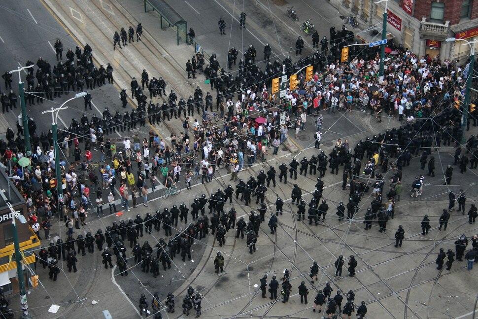 Toronto G20 Protests