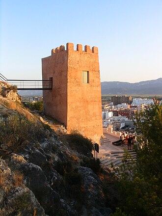 Cullera - Santa Ana tower