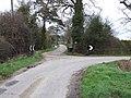 Track leading to Black Hall Farm, Wattlefield - geograph.org.uk - 349712.jpg