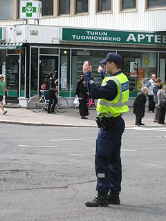 Crime in Finland