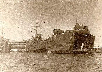 Transpote Capana - Puerto Cabello 1958