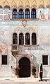 Trento, palazzo geremia, con affreschi di scuola veronese o vicentina del 1490-1510 ca. 02,1.jpg