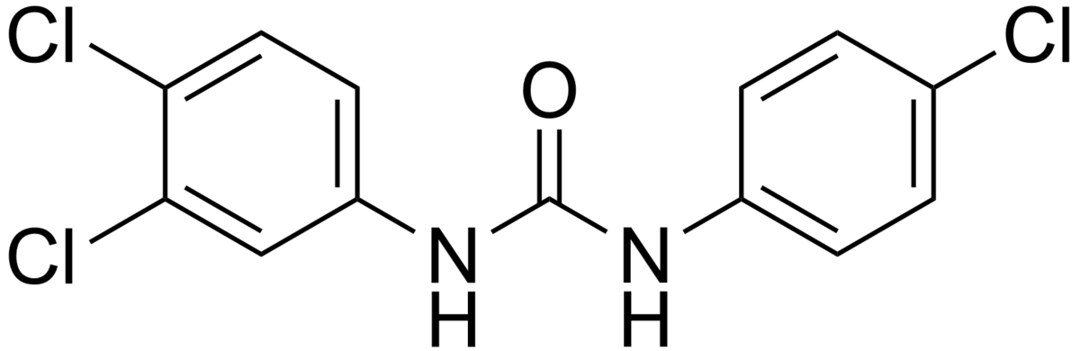 Trichlorocarbanilide synthesis novel organic synthesis hyderabad