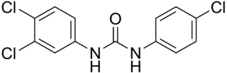 Triclocarban Chemical compound