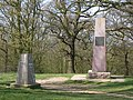 Trig Point and Obelisk, Pole Hill, Chingford - geograph.org.uk - 390420.jpg