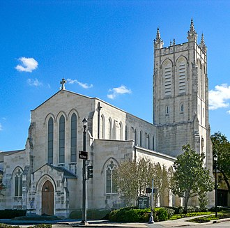 Trinity Episcopal Church (Houston) - Trinity Episcopal Church